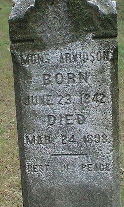 Mons Arvidson