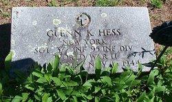 Glenn K. Hess