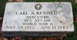 Carl A. Kennedy