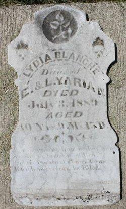 Lydia Blanche Yarian