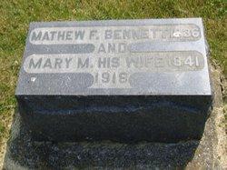 Mathew F Bennett