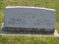 Wilda Franklin Bill Bowman