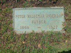 Peter Waldemar Anderson