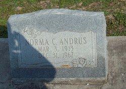 Norma C. <i>Goeke</i> Andrus