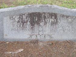 Ella Alicia <i>Youngblood</i> Adams