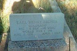 Earl Henry Becher