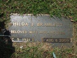 Hilda Juanita <i>Morton</i> Bramlett