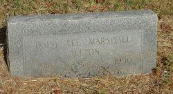 Daisy Lee <i>Marshall</i> Alfton