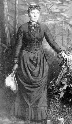 Annie Catherine <i>Mortensen</i> Ivie