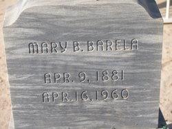 Mary <i>Barncastle</i> Barela