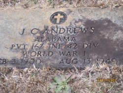J C Andrews