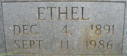 Martha Ethel <i>Owensbey</i> Elliott