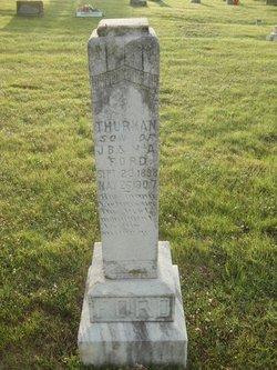 Allen G. Thurman Ford