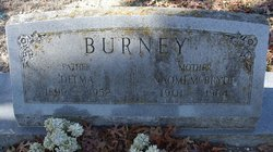 Naomi <i>McBryde</i> Burney