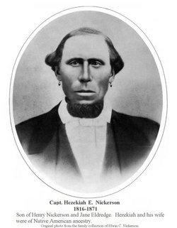Capt Hezekiah Eldredge Nickerson