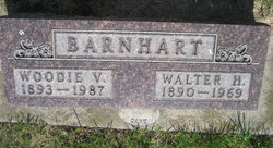Woodie V Barnhart
