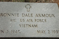 Ronnie Dale Armour