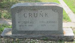 Dr William Ira Crunk