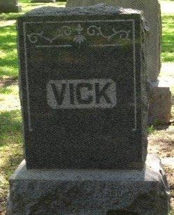 Mattie <i>Berryman</i> Vick