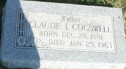 Claude I. Cogswell