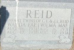 Wilma Reid