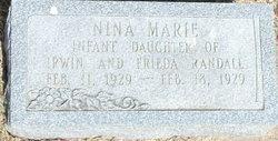 Nina Marie Randall