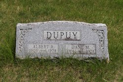 Jane M <i>Terry</i> Dupuy