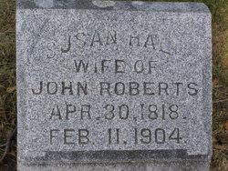 Susan <i>Hall</i> Roberts