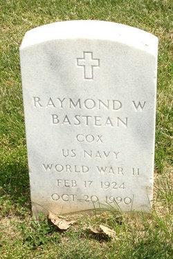 Raymond W Bastean