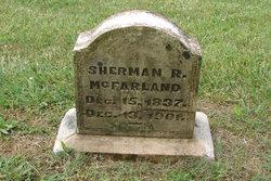 Sherman R McFarland