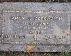 James Depkovich