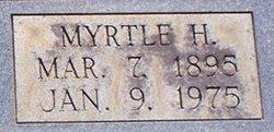 Myrtle <i>Hathcock</i> Blalock