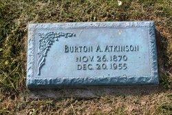 Burton Allison Atkinson