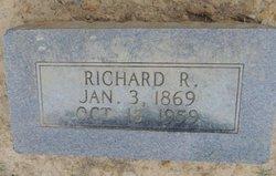 Richard Raymond Armstrong