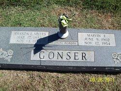 Amanda Ethel <i>(Myers)</i> Gonser