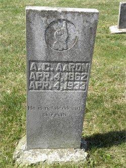 Addison Caldwell Aaron