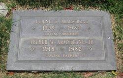 Arthur W Armstrong