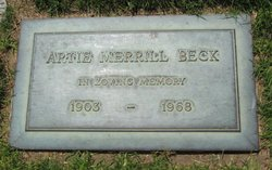 Artie Merrill Beck