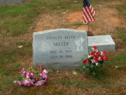 Stanley Keith Miller