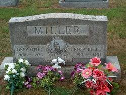 Mrs Rosa Belle <i>Kiser</i> Miller