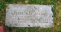 Sgt Walter Ray Snid Alcorn