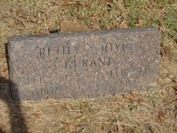 Retha Joyce Durant