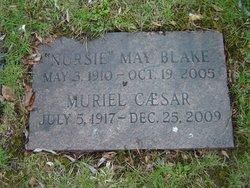 Muriel <i>Caesar</i> Blake