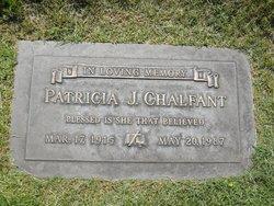 Patricia <i>McIntyre</i> Chalfant