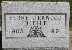 Ferne <i>Kirkwood</i> Bleile