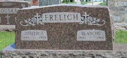 Blanche Frelich