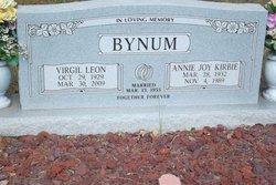 Annie Joy <i>Kirbie</i> Bynum