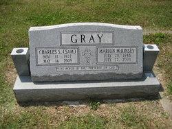 Marion <i>Mckinsey</i> Gray