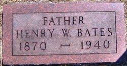 Henry Wyman Bates