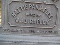 Hattie <i>Parmelee</i> Bagley